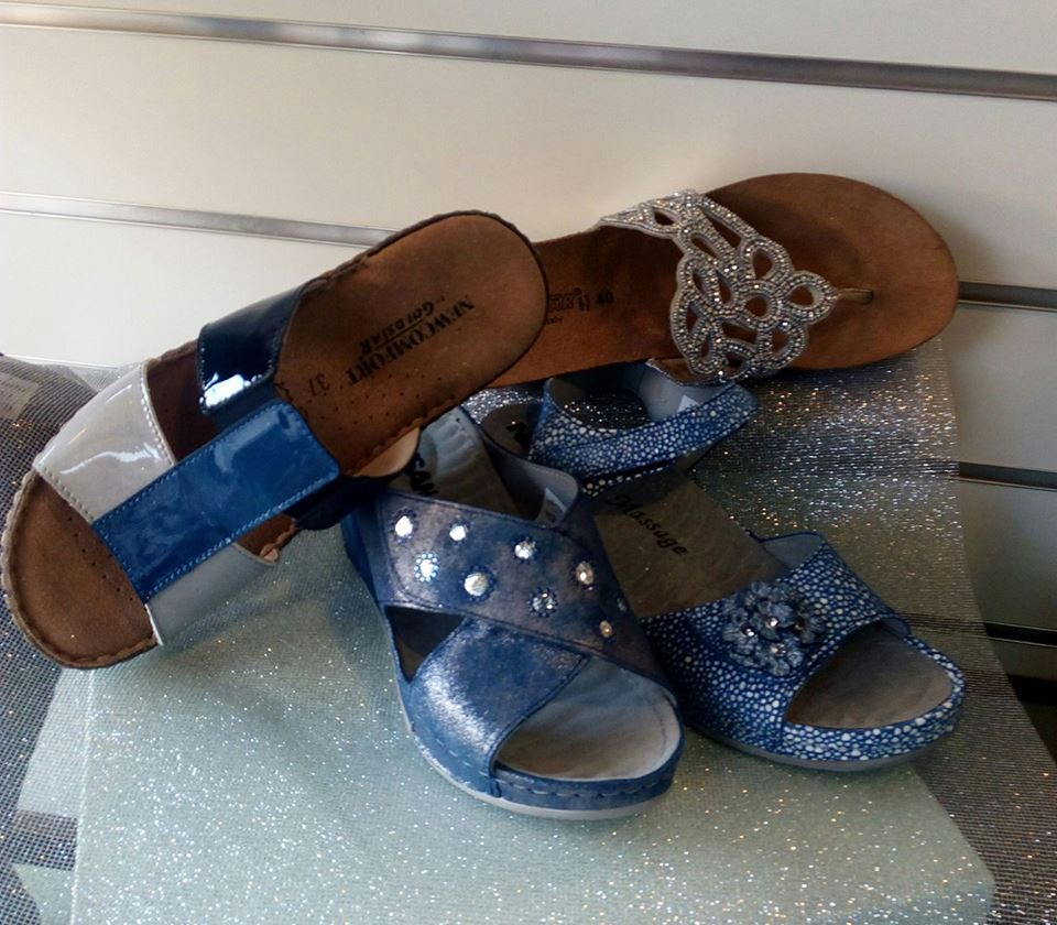 sandali da donna ortopedici
