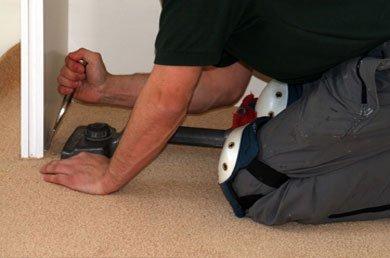 Floor fitter