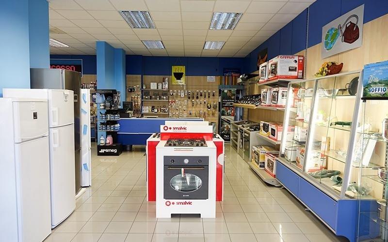 vendita elettrodomestici