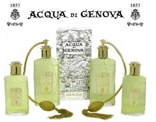 Profumi Acqua di Genova