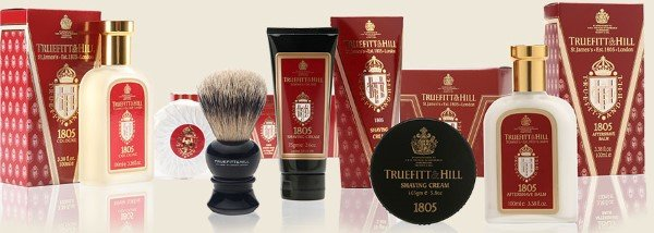 Set per barba Truefitt & Hill