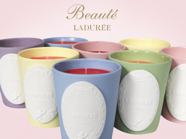 Logo Beauté - Laduree