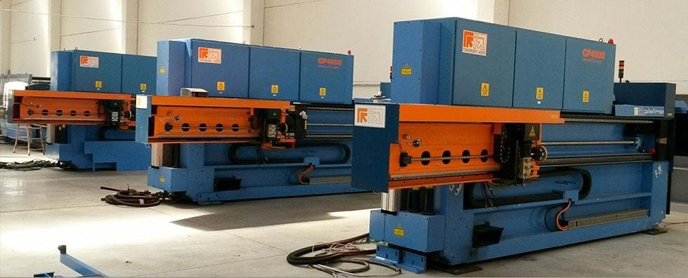 commercio macchinari taglio laser