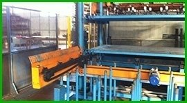 automated loading machinery