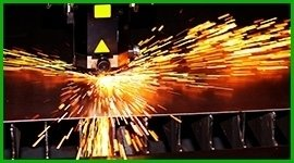 resale of laser machinery