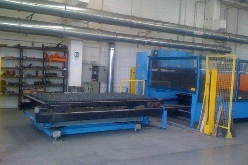 automazione industriale laser