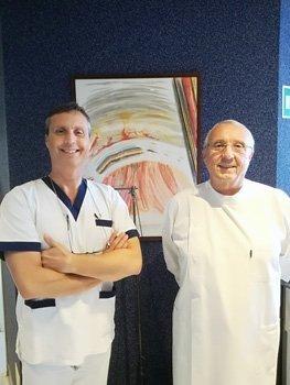 dentisti all'interno del proprio studio