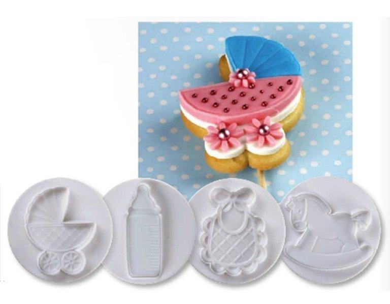 attrezzature per designo torta