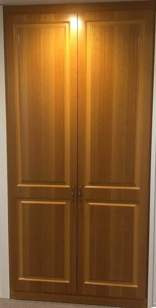 Wardrobe Hinged Doors