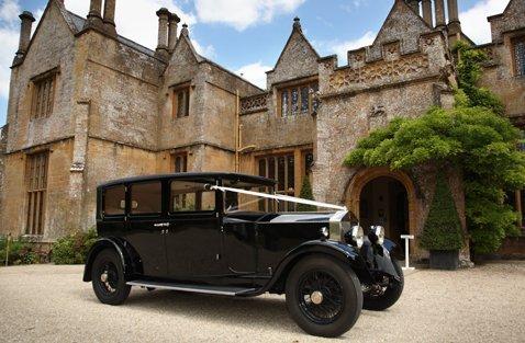 1930 Rolls Royce Landaulette
