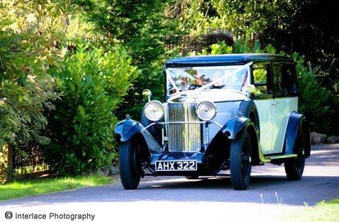 1932 Ivory Sunbeam