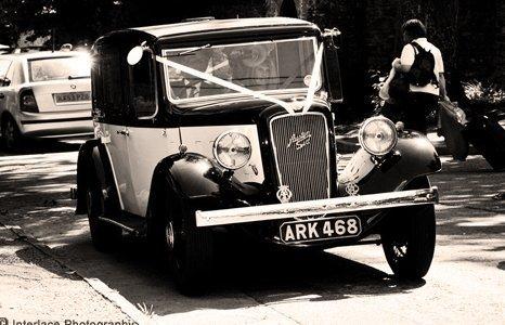chauffeur driven vehicles