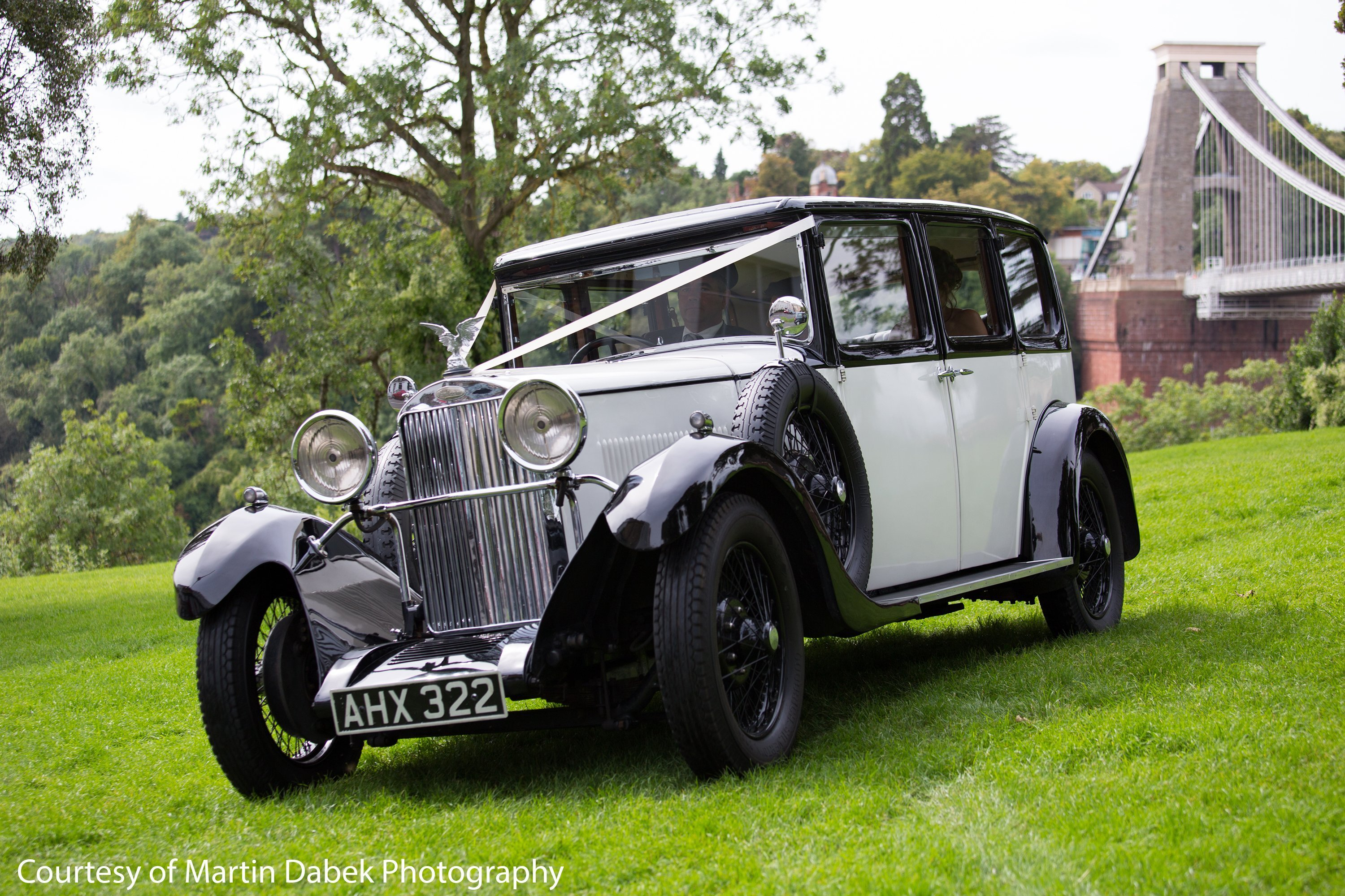 Wedding car hire specialist in and around Somerset
