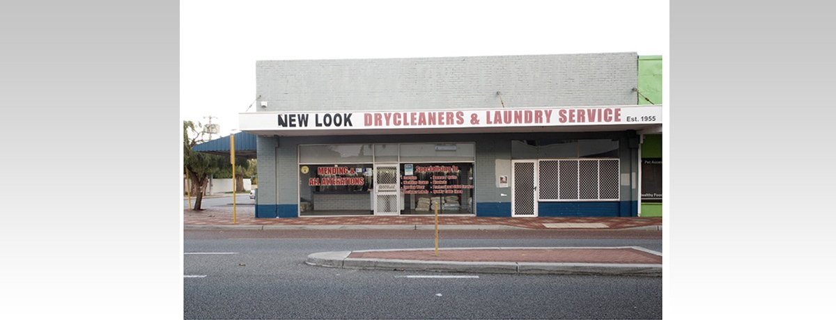 new look drycleaner and laundry service our business location