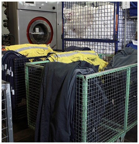 new look drycleaners and laundry service professional uniform for laundry services