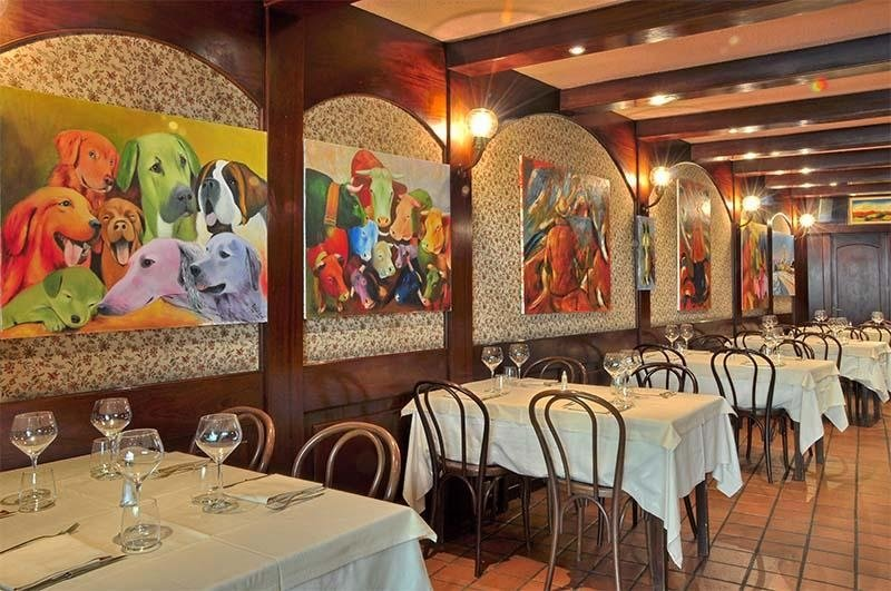 la chaurmant restaurant
