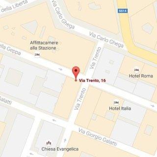 Via Trento 16 Trieste