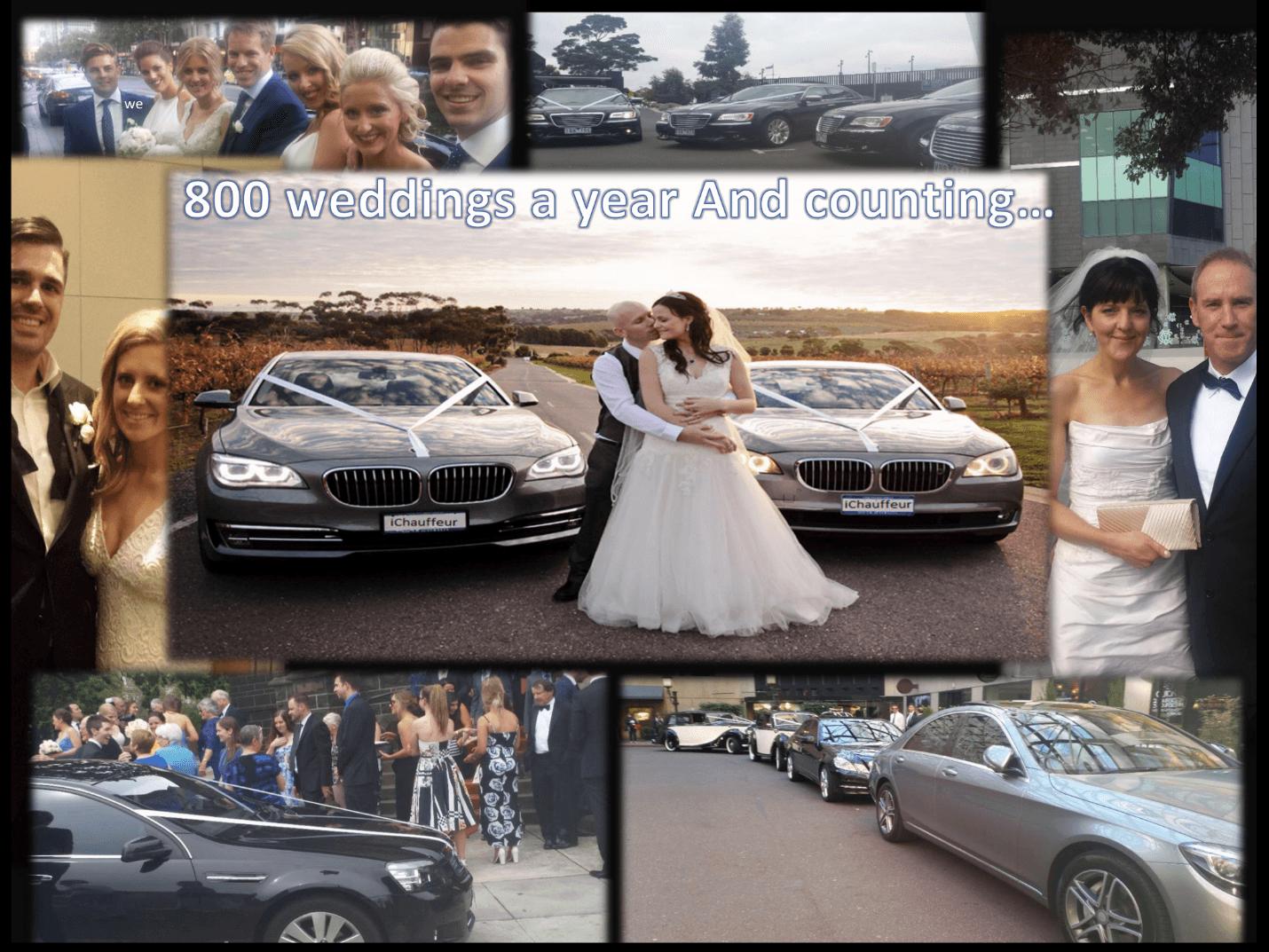 Luxury Wedding Cars iChauffeur