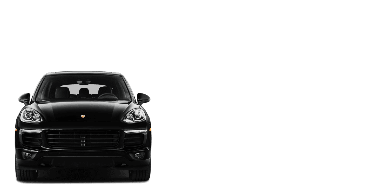travel in larger groups with chauffeur driven Luxury People Movers Porsche Cayenne