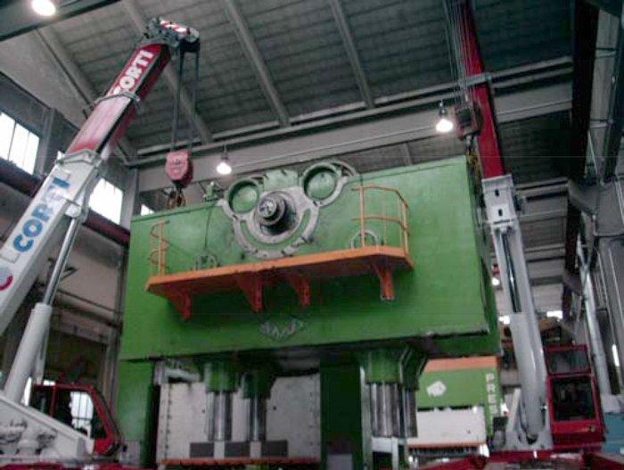 pressa veronezh 1600 tonnellate