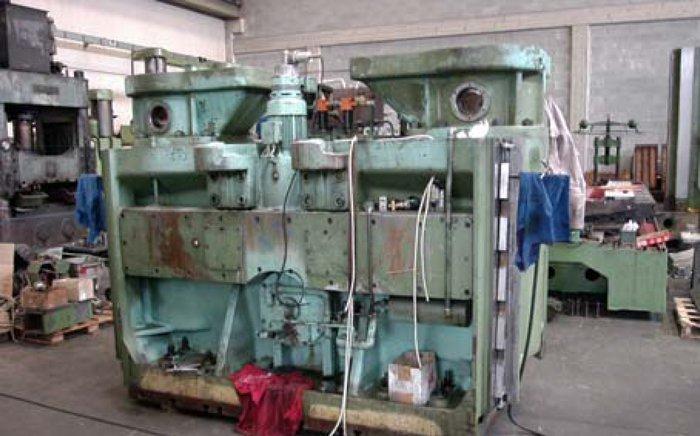 revisione e manutenzione presse meccaniche