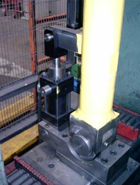 sistemi di sicurezza su presse oleodinamiche