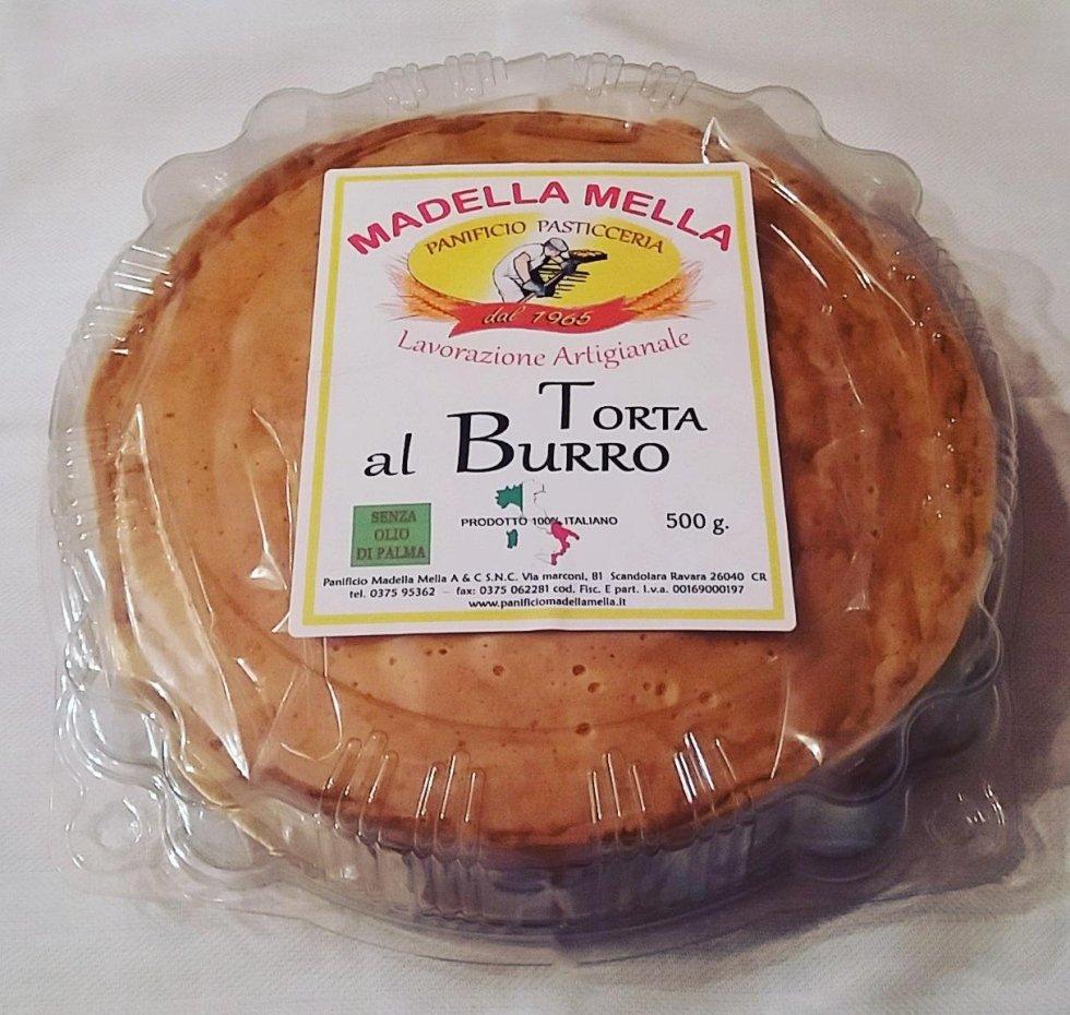 TORTA AL BURRO