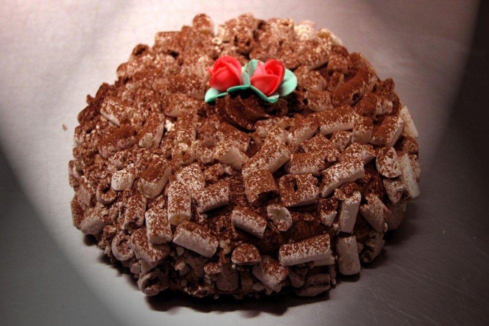 torta bigolina al cacao