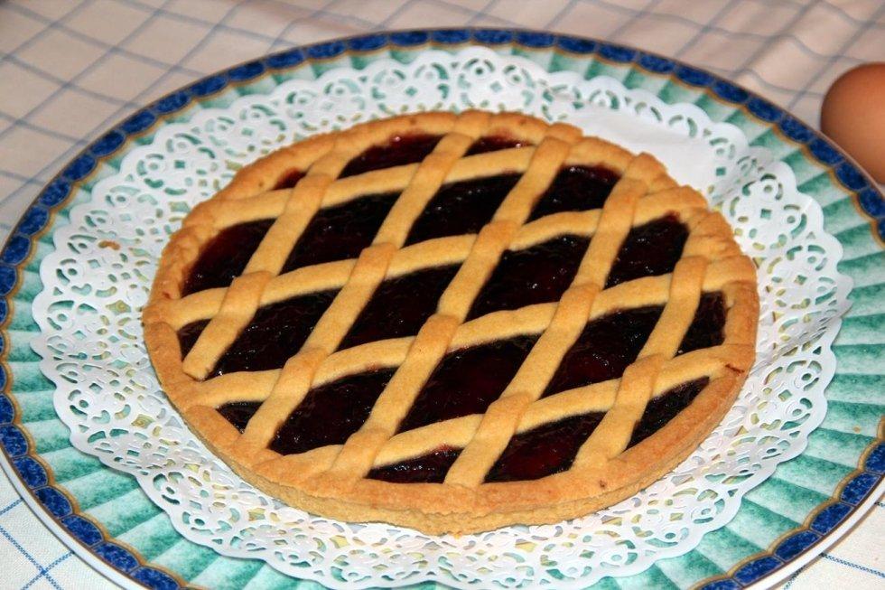 crostata ciliegia