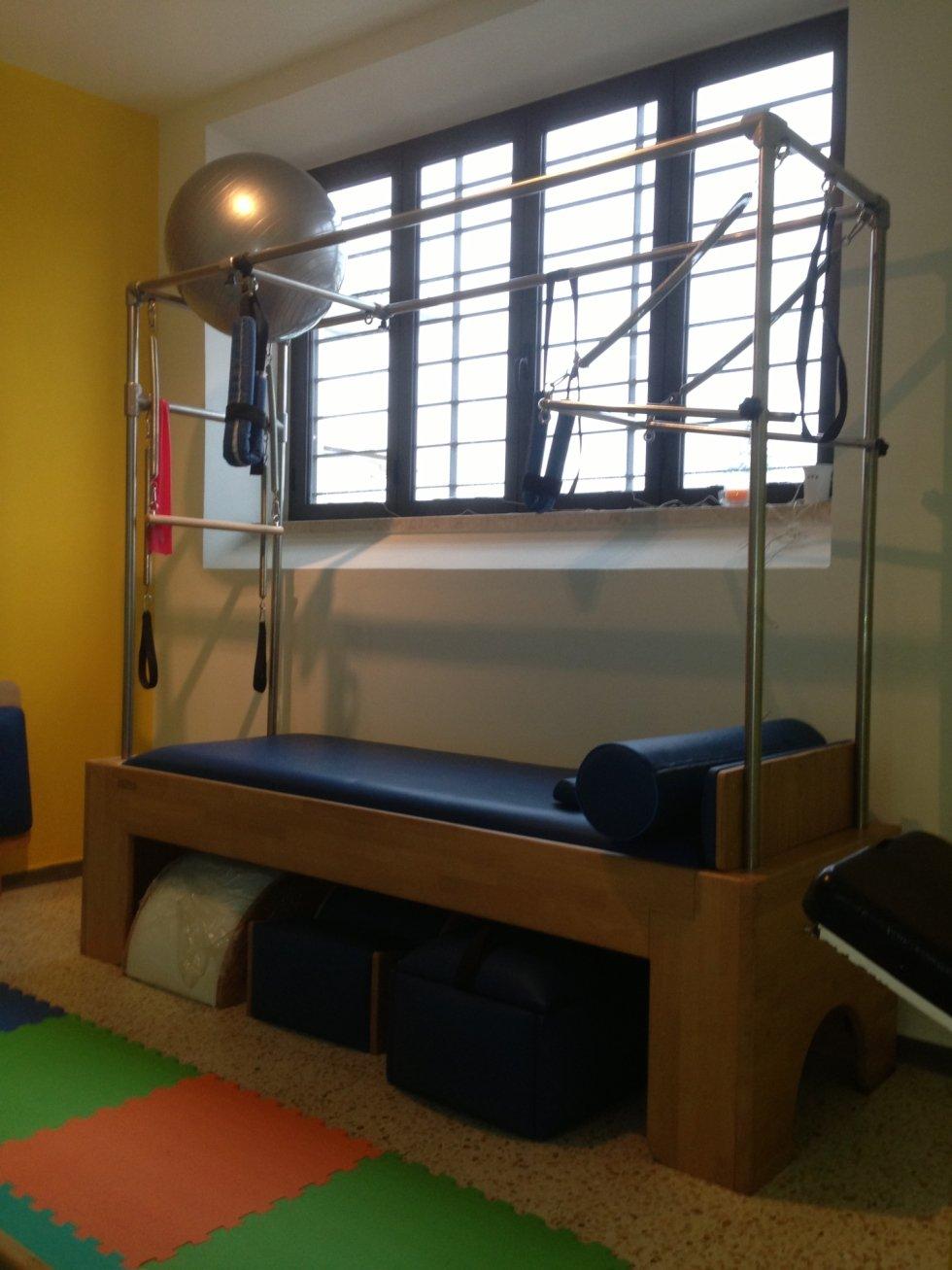 centro fisioterapia Terapika