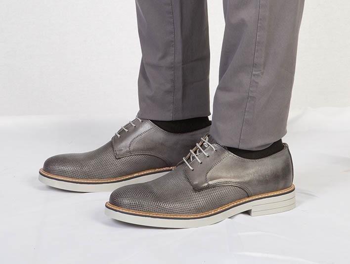 Scarpe casual grigio