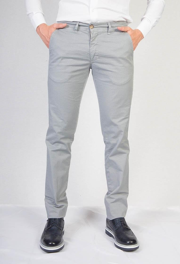 Pantaloni casual ghiaccio