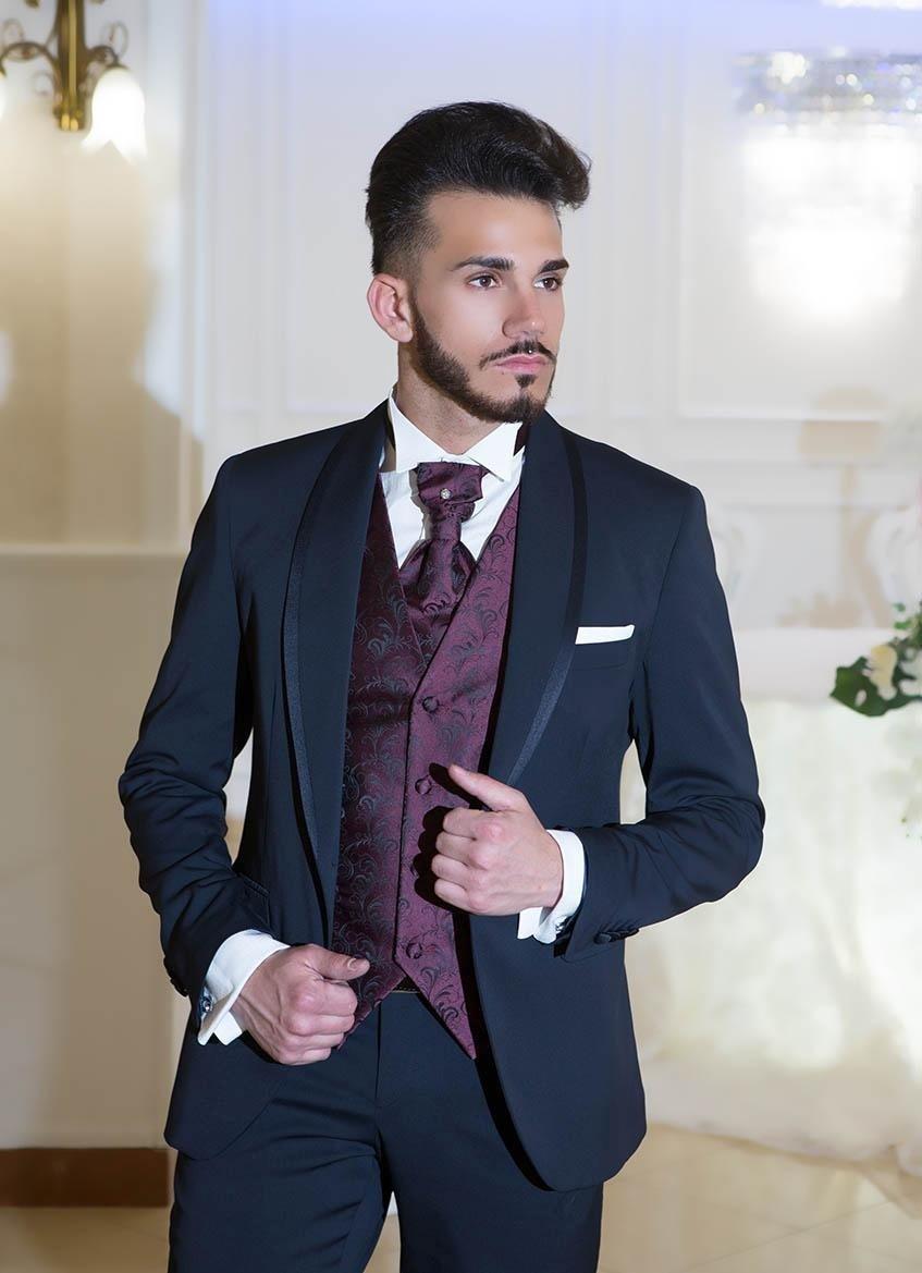 Abito Uomo Matrimonio Mattina : Abiti da sposo e cerimonia qualiano napoli edy uomo