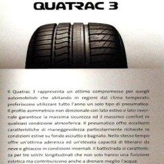 vendita pneumatici Quatrac 3