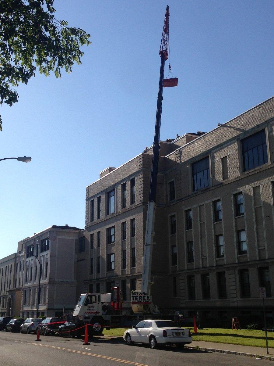 Crane Services Buffalo, NY