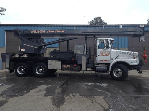 Crane Services Olean, NY