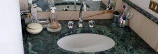 lavabo marmo