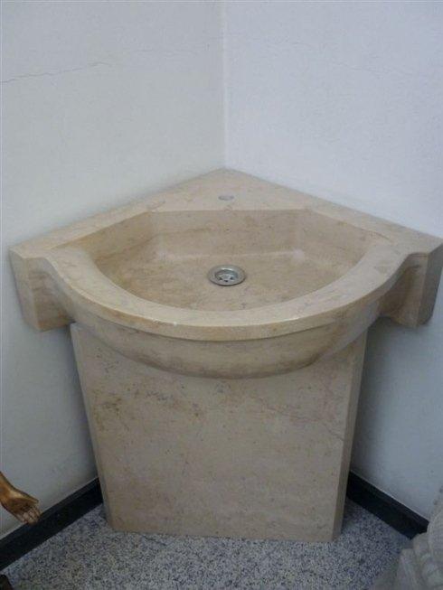 Marmo per arredo bagno