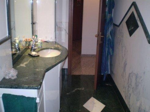 Pavimenti per il bagno in marmo