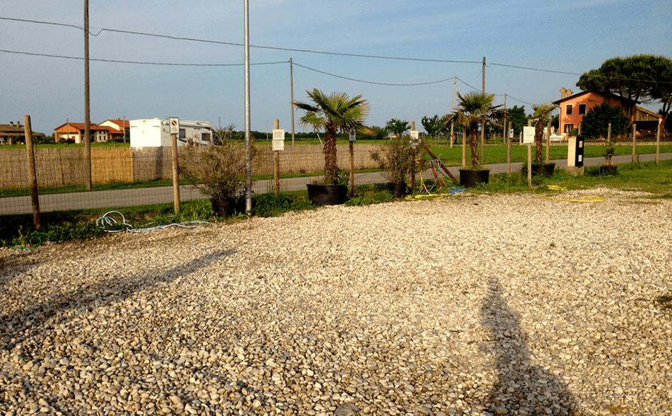Area risciacquo imbarcazioni