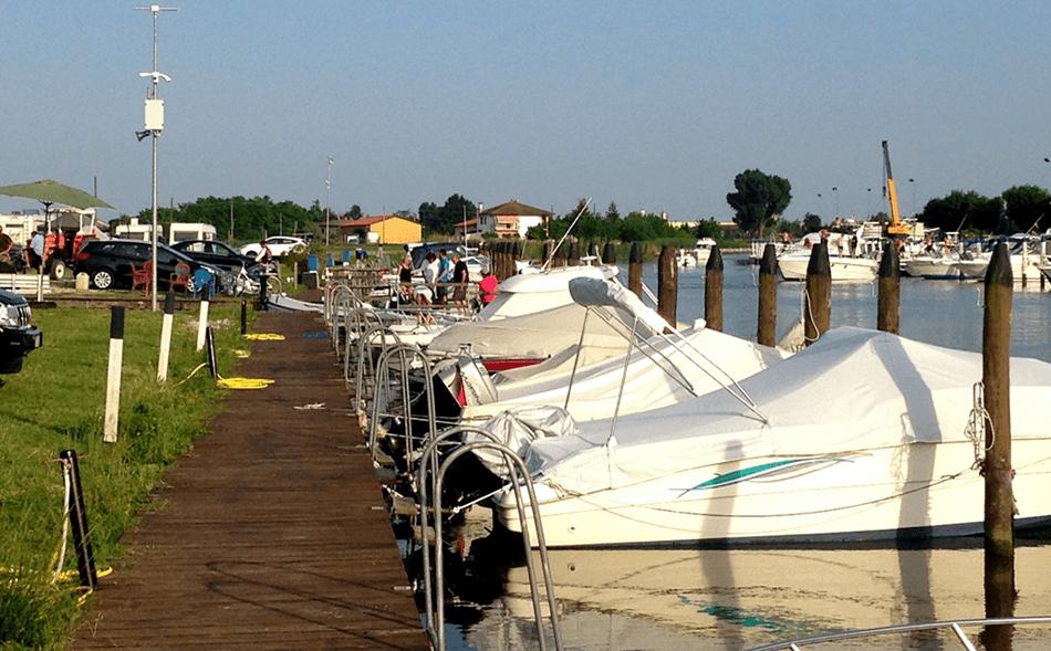 Affitto posti barca