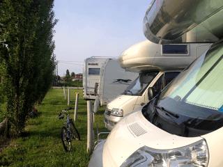 Sosta camper