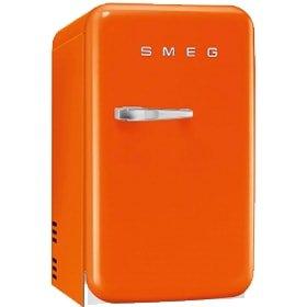 frigorifero arancione smeg