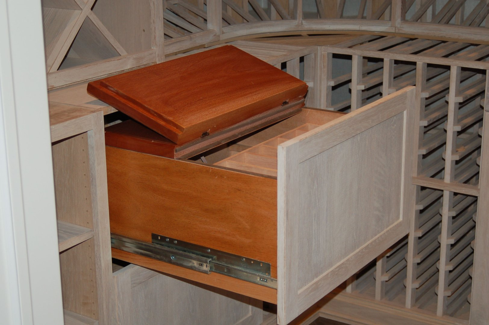 Beachside - Closeup of Humidor