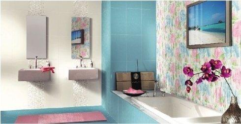 Rivestimenti e mosaici per il bagno