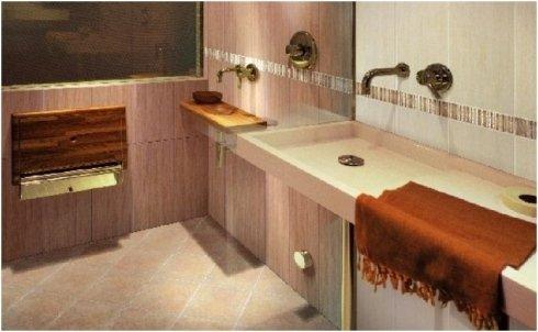 Rivestimenti e pavimenti per il bagno