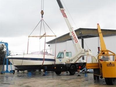 Manutenzione e riparazione imbarcazioni
