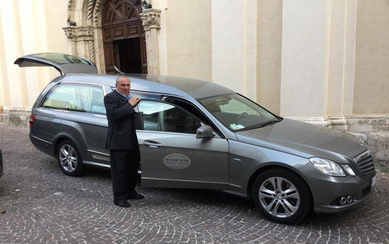 Trasporti Funebri, Agenzia funebre Di cesare, Antrodoco, Rieti