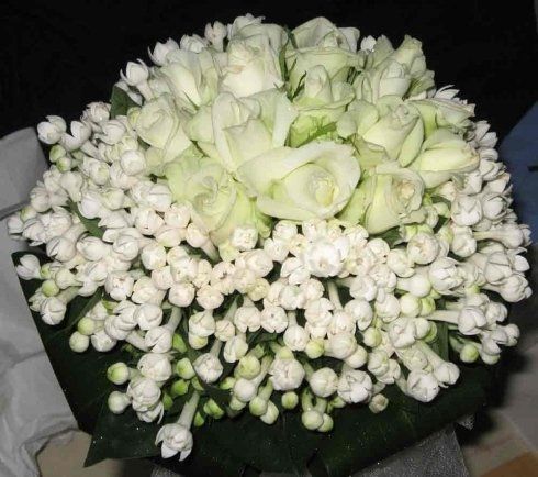 Cuscinetti di fiori, Antrodoco, Rieti