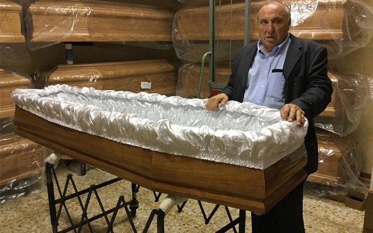 articoli funebri, bare, casse, cofani, Agenzia funebre Di cesare, Antrodoco, Rieti